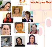 Vota per les 100 millors dinamitzadores de telecentres