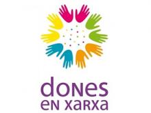 Logotip de Dones en Xarxa