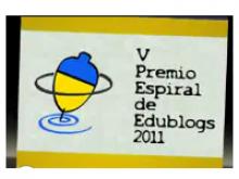 Premis Edublogs 2011