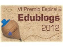 Premi Espiral Edublogs 2012