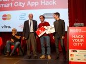Virtual Energy Advisor guanya l'Smart City App Hack