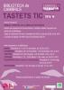 Calendari dels cursos Tastets TIC 2015/2016