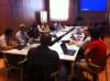 Imatge d'una de les sessions de treball